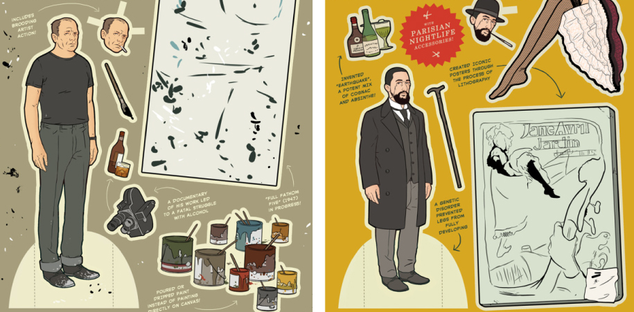 Comic, Fantasía, Hemingway, Historia, Historia del Arte, Ilustración, Kafka, Literatura, Literatura infantil, Literatura juvenil, Poe, Pollock, Van Gogh