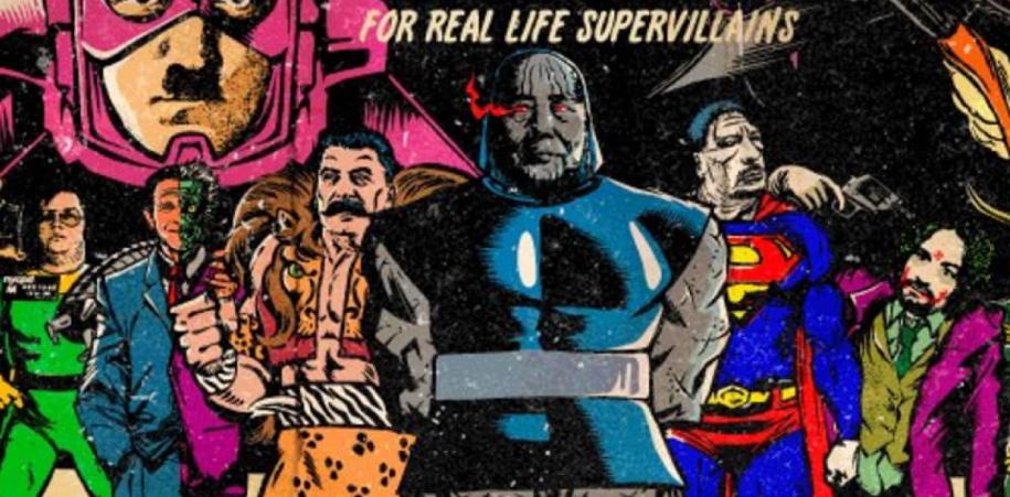 Arte Pop, Butcher Billy, Manipulación Digital, Superhéroes, Supervillanos