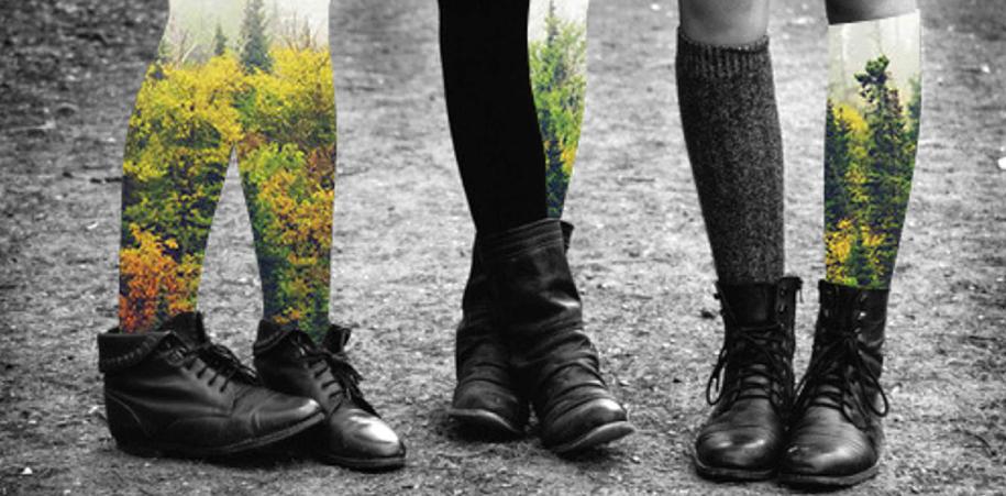 """""""Natural Act"""" de Merve Özaslan. Una serie de collages donde el pasado es un mundo fascinante que nos recuerda la inocencia."""
