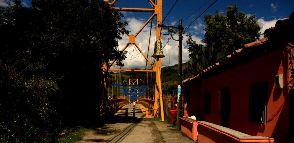 Carolina Villada, Puente, Viajes, La Pintada